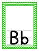 Blank ABC Posters FREEBIE