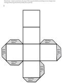 Blank Adjustable Cube Pattern