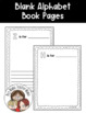 Blank Alphabet Book Pages