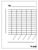 Blank Bar Graph