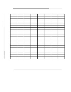 blank bar graph template blank bar graph template