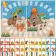 Blank Board Games - Dinosaurs