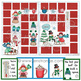 Blank Board Games - Sledding Friends (File Folder Games)
