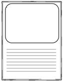 Blank Book Templates