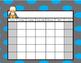 Blank Calendars {6 Winter Themes}