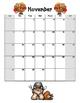 Blank Calendars 2016-2017