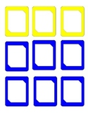 Blank Card (UNO-like) Template