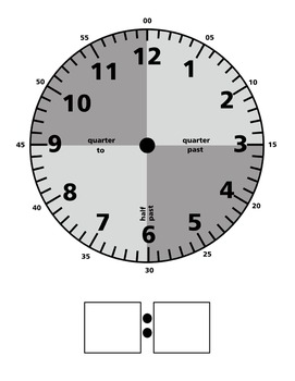 Blank Clock Pages