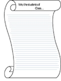 Blank Constitution Template