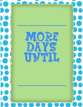 Blank Countdown
