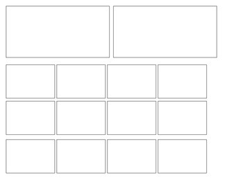 Blank Editable Teacher Toolbox Drawers