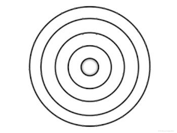 Blank Electron Configuration Model