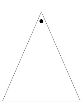 Blank Fact Triangle, Frames and Arrows, and Math Boxes (Everyday Math)