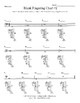 Band Blank Fingering Chart #2