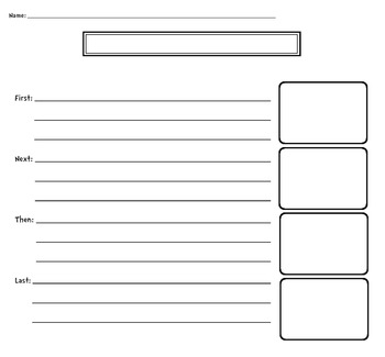 Blank First Next Then Last Worksheet 531747 on Teeth Worksheets For Kids
