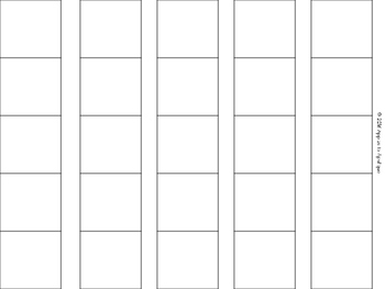 picture regarding Ten Frame Printable known as Blank 5 and 10 Body Printable