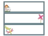 Blank Frames - Spring Freebie