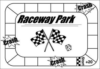 Blank Game Board Set