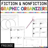 FREE Graphic Organizers for Reading Comprehension