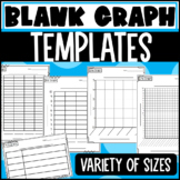 Blank Graphs for Primary Grades: Create Your Own Graph!