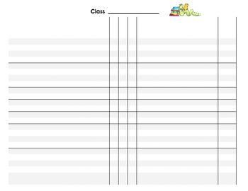 Blank Grids