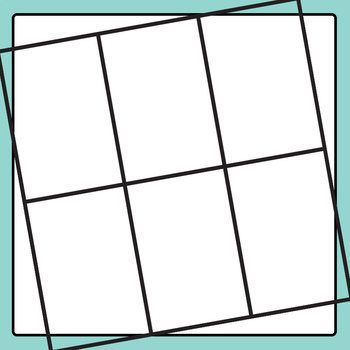 Blank Grid Templates 01 Clip Art Set for Commercial Use