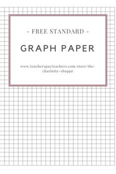 Blank Gridded Math Paper