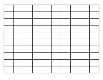 picture relating to Blank Chart Printable named Blank Countless numbers Chart (SCROLLING!)