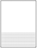 Blank Journal Paper
