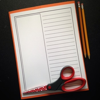 Blank Lapbook #3 (For Any Subject)