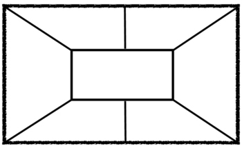 Blank Legal-Sized Placemats for Cooperative Learning