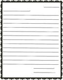 Blank Letter Format