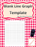 Blank Line Graph Template