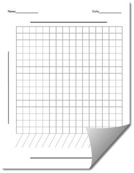 blank line graph template by hashtag teached teachers pay teachers .