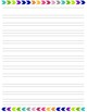 Blank Lined Page