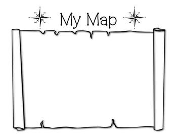 Blank Map Printable
