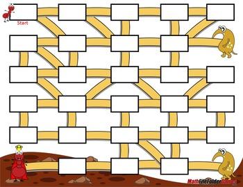 Blank Maze Templates (DIY Fun Worksheets / Mazes)