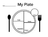 Blank My Plate Resource