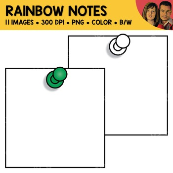 Blank Note Clipart