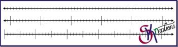 Blank Number line Images