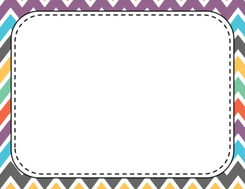 Blank Page or Poster Templates (11x8.5) - Almost Fall