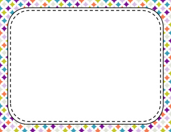 Blank Page or Poster Templates (11x8.5) - Brunch