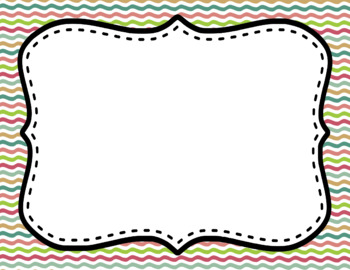 Blank Page or Poster Templates (11x8.5) - Inner Peace