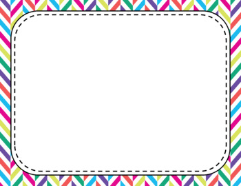 Blank Page or Poster Templates (11x8.5) - May