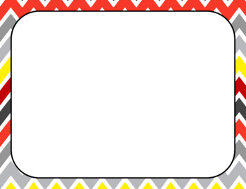 Blank Page or Poster Templates (11x8.5) - Racecar
