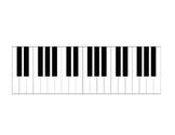 Blank Paper Keyboard