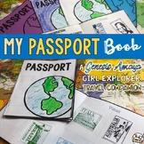 Passport - Blank Passport Template a Genesis Amaya Travel Companion