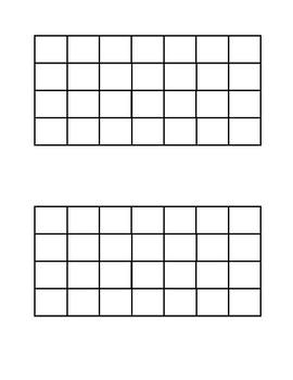 Blank Pattern Grid