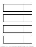 Blank Pattern Sheet