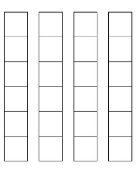 Blank Patterning Sheet 3